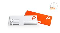 Impression De Cartes Correspondance